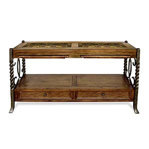 Riverside Furniture Medley Console Table