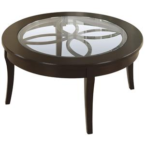 Riverside Furniture Annandale Round Coffee Table