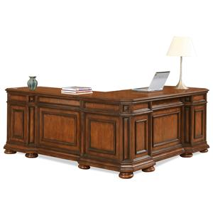 Riverside Furniture Cantata L Desk & Return
