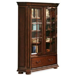 Riverside Furniture Cantata 76 Inch Bookcase