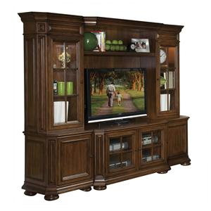 Riverside Furniture Cantata 48-Inch TV Console Wall System