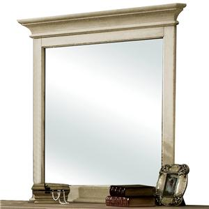 Riverside Furniture Coventry Two Tone Mirror