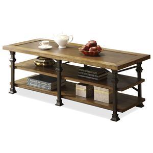 Riverside Furniture Lennox Street Coffee Table