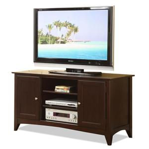 "Riverside Furniture Metro II 52"" TV Console"