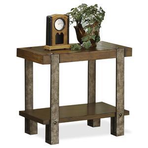 Riverside Furniture Sierra Sierra Chairside Table