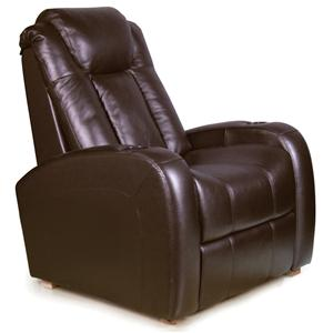 RowOne by Jasper Cabinet Bijou Home Entertainment Seating Power Recliner
