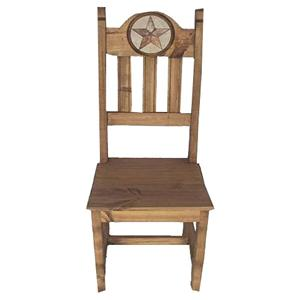 Rustic Specialists Texas Star Laredo Side Chair
