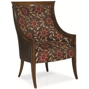 Kaleidescope Home American Kaleidoscope Wing Chair