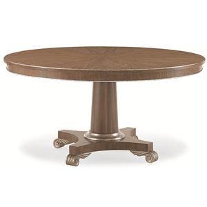 "Kaleidescope Home Caracole Classic ""Inner Circle"" Dining Table"