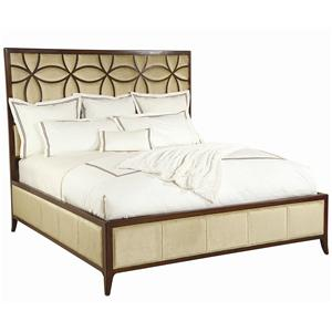 "Kaleidescope Home Caracole - Classic Contemporary Cali King ""Star Light, Star Bright"" Bed"