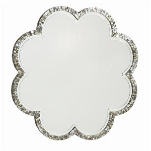 "Kaleidescope Home Caracole - Classic Contemporary ""Mood Ring"" Mirror"