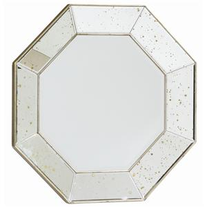 "Kaleidescope Home Caracole - Classic Contemporary ""Looking Glass"" Mirror"