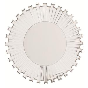 "Kaleidescope Home Caracole Classic Contemporary ""Good Day Sunshine"" Accent Mirror"