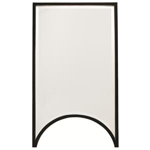 "Kaleidescope Home Caracole Classic Contemporary ""Exclamation"" Accent Mirror"