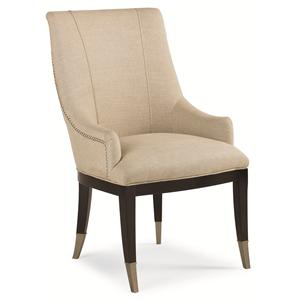 "Kaleidescope Home Caracole Classic Contemporary ""A La Carte"" Dining Chair"