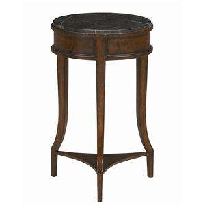 "Kaleidescope Home Caracole - New Traditional ""Cute as a Button"" Table"