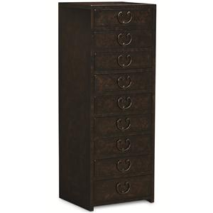 "Kaleidescope Home Caracole - New Traditional  ""Get a Handle On It"" Chest of Drawers"