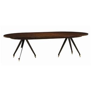 "Kaleidescope Home Caracole - New Traditional  ""It's Got Legs"" Dining Table"