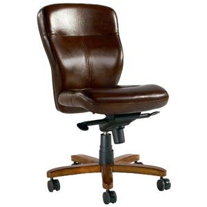 Hooker Furniture Executive Seating Armless Executive Chair