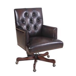 Hooker Furniture Executive Seating Executive Swivel Tilt Chair
