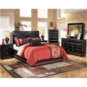Signature Design by Ashley Shay 4 Pc Queen Bedroom