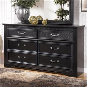 Signature Design by Ashley Furniture Cavallino Dresser