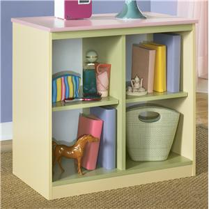 Signature Design by Ashley Doll House Loft Bin Storage