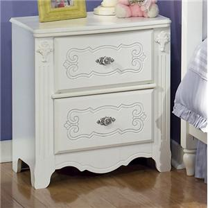 Signature Design by Ashley Furniture Exquisite Night Stand
