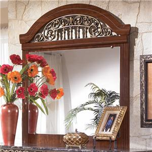 Signature Design by Ashley Furniture Fairbrooks Estate Mirror