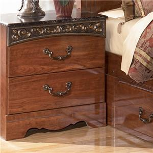 Signature Design by Ashley Furniture Fairbrooks Estate Night Stand