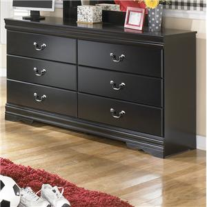 Signature Design by Ashley Furniture Huey Vineyard Dresser