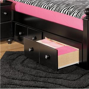 Signature Design by Ashley Jaidyn Underbed Storage