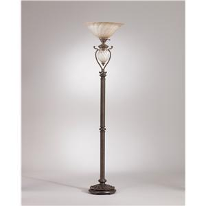 Signature Design by Ashley Lamps - Traditional Classics Gavivi Metal Floor Lamp