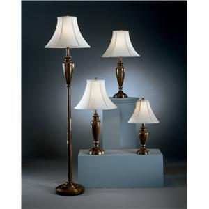 Signature Design by Ashley Lamps - Traditional Classics Caron Group