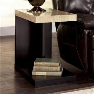 Signature Design by Ashley Furniture Landyn Chairside End Table