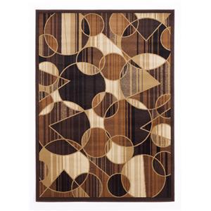 Signature Design by Ashley Contemporary Area Rugs Calder - Multi Rug