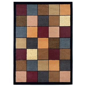 Signature Design by Ashley Furniture Contemporary Area Rugs Patchwork - Multi Rug