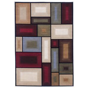 Signature Design by Ashley Furniture Contemporary Area Rugs Prism - Multi Rug