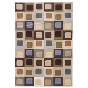 Signature Design by Ashley Furniture Contemporary Area Rugs Sloane - Blue Rug