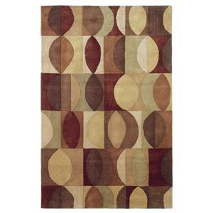 Signature Design by Ashley Furniture Contemporary Area Rugs Barclay - Multi Small Area Rug