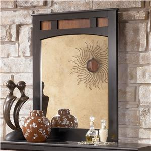 Signature Design by Ashley Furniture Aimwell Bedroom Mirror