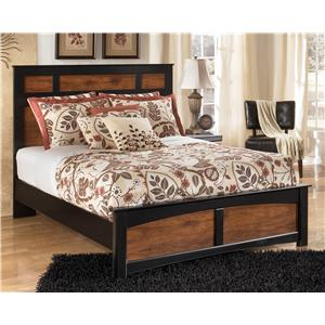 Signature Design by Ashley Furniture Aimwell Queen Panel Bed