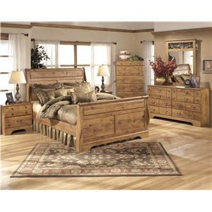 Signature Design by Ashley Bittersweet Queen Bedroom Group