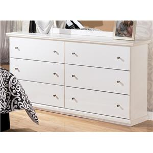 Signature Design by Ashley Furniture Bostwick Shoals Dresser