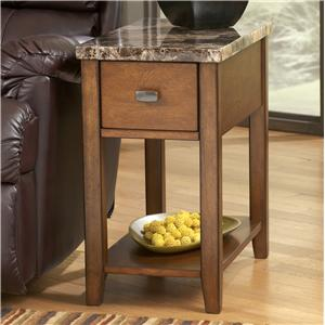 Signature Design by Ashley Chairside End Chairside End Table