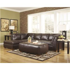 Signature Design by Ashley Furniture Fairplay DuraBlend® Stationary Living Room Group