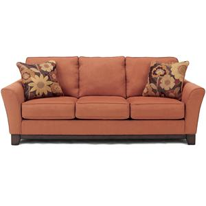 Signature Design by Ashley Gale - Russet Sofa