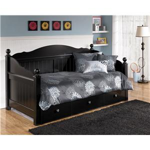 Signature Design by Ashley Jaidyn Day Bed with Trundle Panel