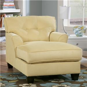 Signature Design by Ashley Kylee - Goldenrod Chaise