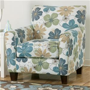 Signature Design by Ashley Kylee - Spa Accent Chair